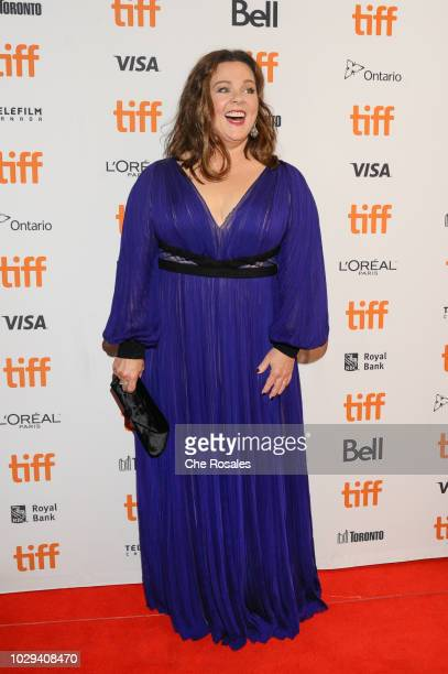 Actress Melissa McCarthy attends the Premiere of Can You Ever Forgive Me at Winter Garden Theatre on September 8 2018 in Toronto Canada