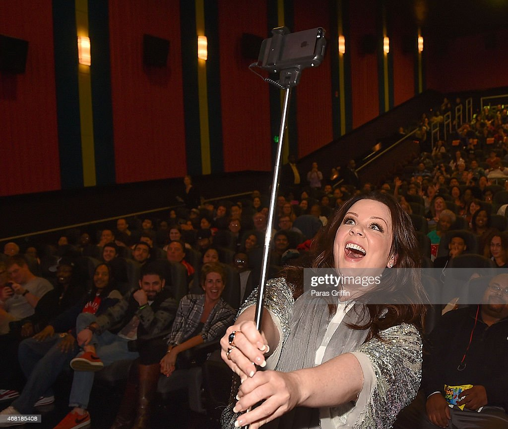 """Melissa McCarthy Introduces Special """"Spy"""" Screening At Regal Atlantic Station : News Photo"""