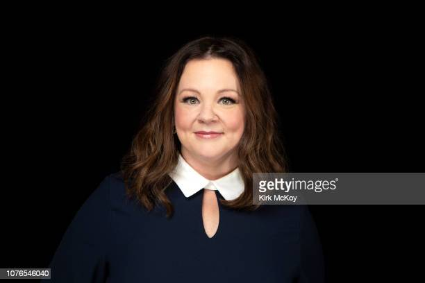 Actress Melissa McCarthy is photographed for Los Angeles Times on December 20 2018 in Bel Air California PUBLISHED IMAGE CREDIT MUST READ Kirk...