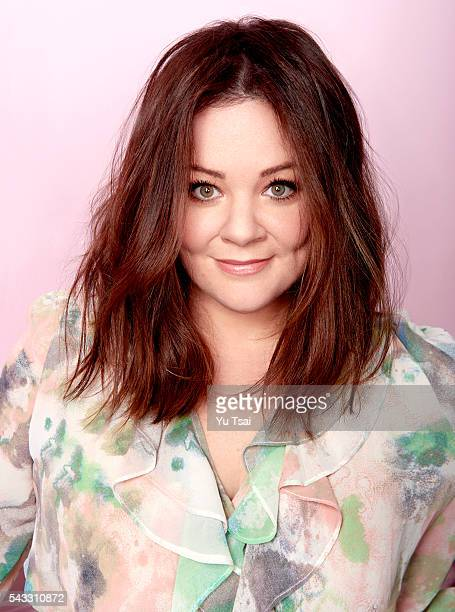 Actress Melissa McCarthy is photographed for Redbook Magazine on February 1 2016 in Los Angeles California PUBLISHED IMAGE