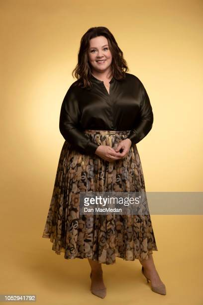 Actress Melissa McCarthy is photographed for USA Today on October 8 2018 in Los Angeles California