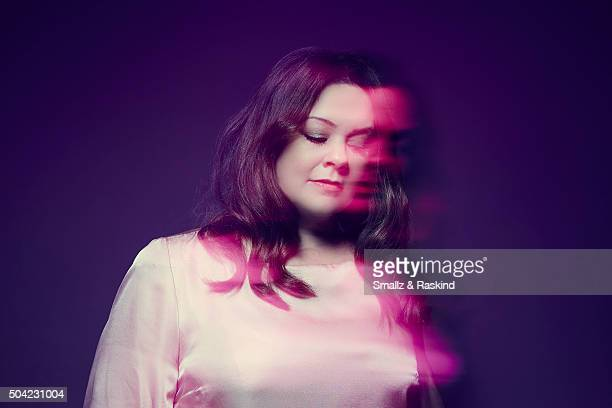 Actress Melissa McCarthy poses for a portrait at the 2016 People's Choice Awards at the Microsoft Theater on January 6 2016 in Los Angeles California