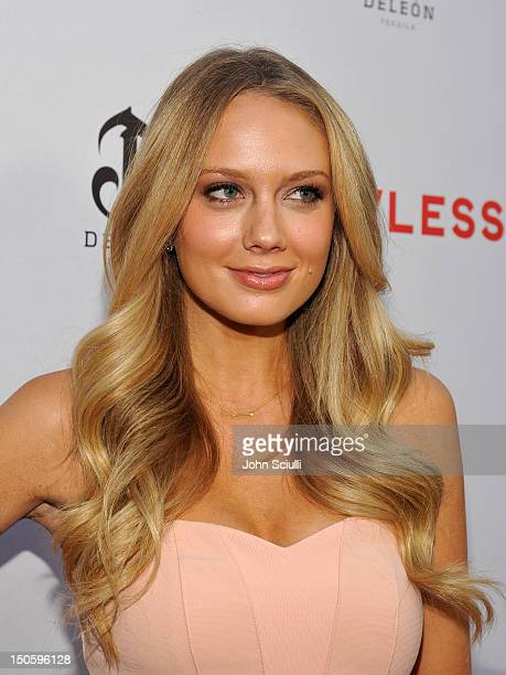 Actress Melissa Ordway arrives at 'LAWLESS' premiere in Los Angeles hosted By DeLeon and Presented by The Weinstein Company Revolt Films Yucapia...