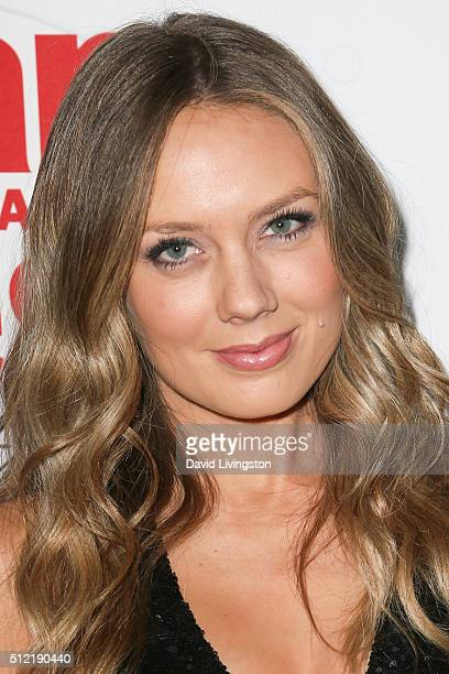 Actress Melissa Ordway arrives at the 40th Anniversary of the Soap Opera Digest at The Argyle on February 24 2016 in Hollywood California