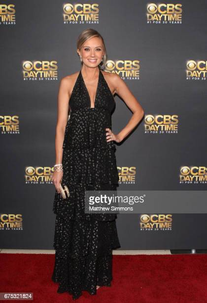 Actress Melissa Ordway attends the CBS Daytime Emmy after party at Pasadena Civic Auditorium on April 30 2017 in Pasadena California
