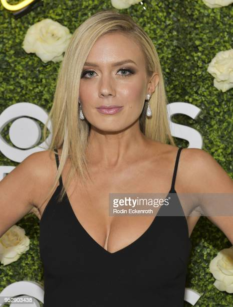 Actress Melissa Ordway Gaston attends the CBS Daytime Emmy After Party at Pasadena Convention Center on April 29 2018 in Pasadena California