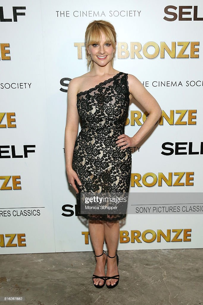 "The Cinema Society & SELF host a screening of Sony Pictures Classics' ""The Bronze"""