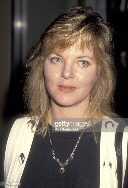 Actress Melissa Sue Anderson attends the 11th Annual Golden Boot Awards on August 21 1993 at Century Plaza Hotel in Los Angeles California