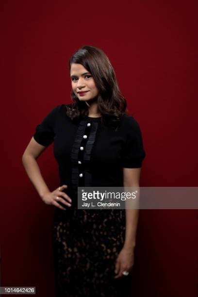 Actress Melonie Diaz from 'Charmed' is photographed for Los Angeles Times on July 19 2018 in San Diego California PUBLISHED IMAGE CREDIT MUST READ...