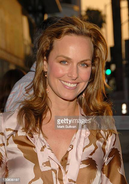 Actress Melora Hardin arrives at American Eagle Outfitters Launch of the Original Series It's A Mall World Directed By Milo Ventimiglia at the...