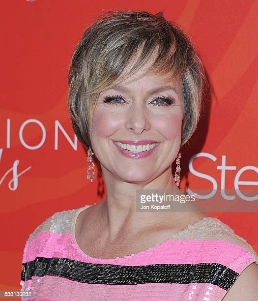 Actress Melora Hardin arrives at Step Up's 13th Annual Inspiration Awards at The Beverly Hilton Hotel on May 20 2016 in Beverly Hills California