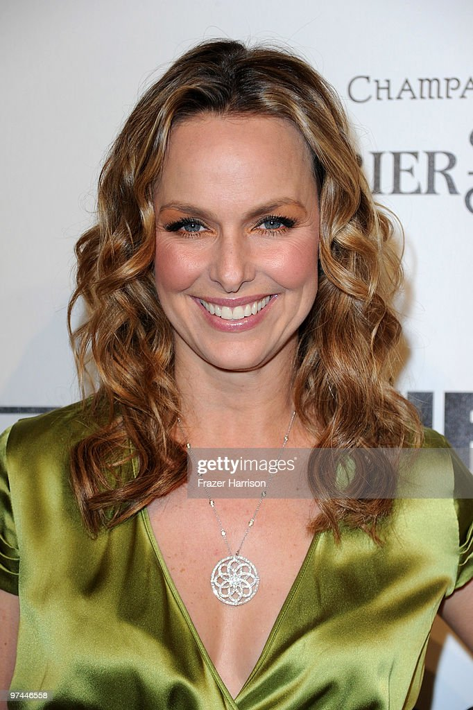 Actress Melora Hardin arrives at the 3rd Annual Women In Film Pre-Oscar Party at a private residence in Bel Air on March 4, 2010 in Los Angeles, California.