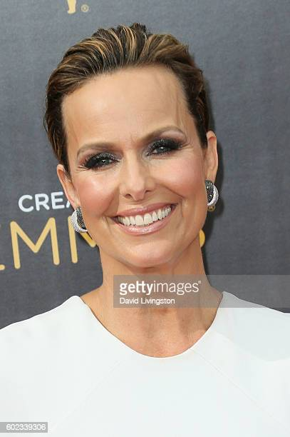 Actress Melora Hardin attends the 2016 Creative Arts Emmy Awards Day 1 at the Microsoft Theater on September 10 2016 in Los Angeles California