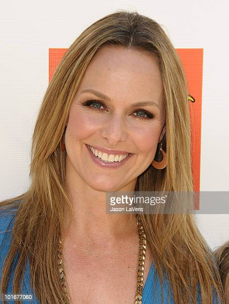 Actress Melora Hardin attends the 4th annual Kidstock Music Arts Festival at Greystone Mansion on June 6 2010 in Beverly Hills California