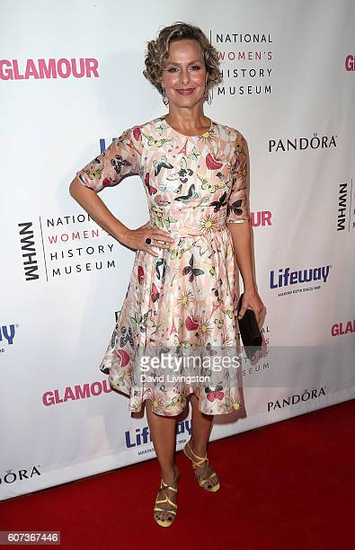 Actress Melora Hardin attends the 5th Annual Women Making History Brunch at Montage Beverly Hills on September 17 2016 in Beverly Hills California