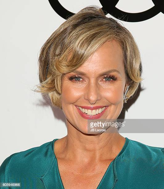 Actress Melora Hardin attends the Audi Celebrates The 68th Emmys at Catch LA on September 15 2016 in West Hollywood California