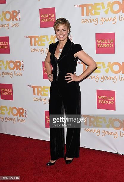 Actress Melora Hardin attends TrevorLIVE LA Honoring Robert Greenblatt Yahoo and Skylar Kergil for The Trevor Project at Hollywood Palladium on...