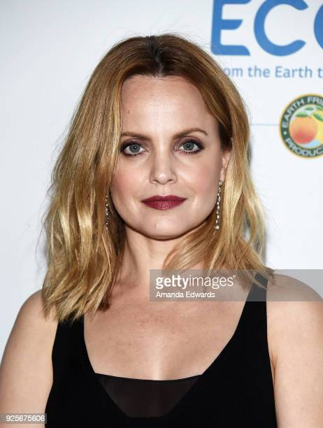 Actress Mena Suvari arrives at the 15th Annual Global Green PreOscar Gala on February 28 2018 in Los Angeles California