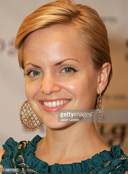 Actress Mena Suvari attends ''A Sparkling Sundae'' at the Renaissance Montura Hotel on March 9 2008 in Los Angeles California