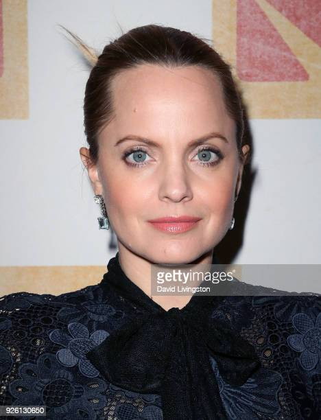 Actress Mena Suvari attends the 2nd Annual Kodak Auteur Awards at Crossroads Kitchen on March 1 2018 in Los Angeles California
