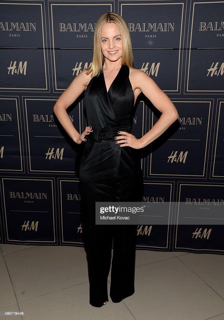 Balmain x H&M Los Angeles VIP Pre-Launch