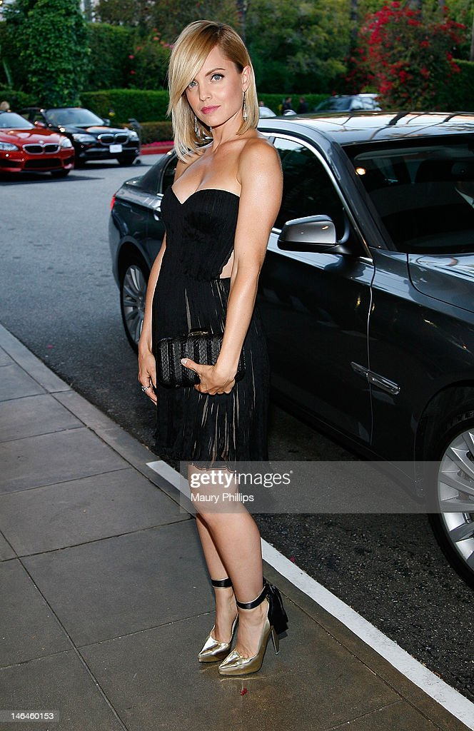 Actress Mena Suvari attends the BMW Beverly Hills Hotel Event at Beverly Hills Hotel on June 16, 2012 in Beverly Hills, California.
