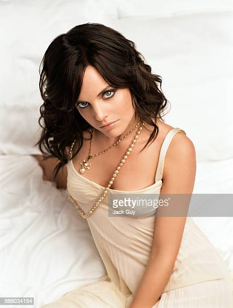 Actress Mena Suvari is photographed in 2005 in Los Angeles California PUBLISHED IMAGE