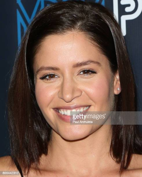 Actress Mercedes Mason attends the Bello and Maison privee Party at Hills Penthouse on September 28 2017 in West Hollywood California