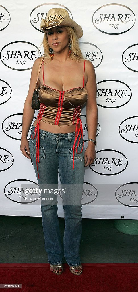 Actress Mercedes Mercado arrives at the Share Inc's 52nd ...