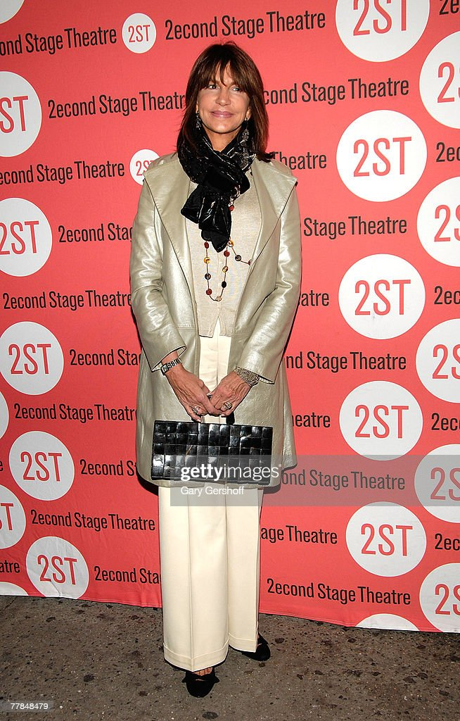 Actress Mercedes Ruehl Arrives To Peter And Jerry Opening Night At