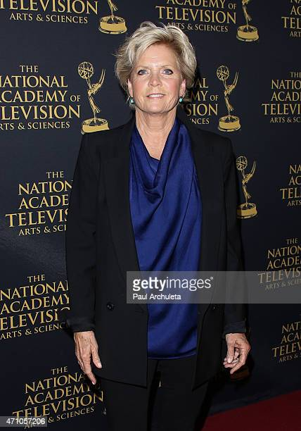 Actress Meredith Baxter attends the 42nd Annual Daytime Creative Arts Emmy Awards at The Universal Hilton Hotel on April 24 2015 in Universal City...