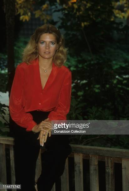 Actress Meredith Baxter poses for a portrait in circa 1985 in Los Angeles California