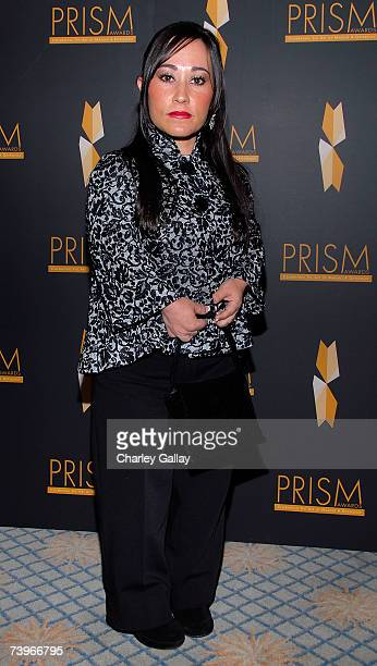 Actress Meredith Eaton arrives to the 11th annual PRISM Awards at the Beverly Hills Hotel on April 24 2007 in Beverly Hills California