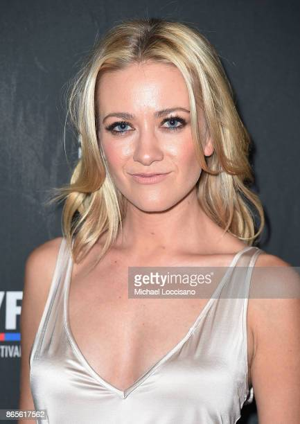 Actress Meredith Hagner attends the 'Search Party' Season Two premiere screening during the 13th Annual New York Television Festival at SVA Theatre...