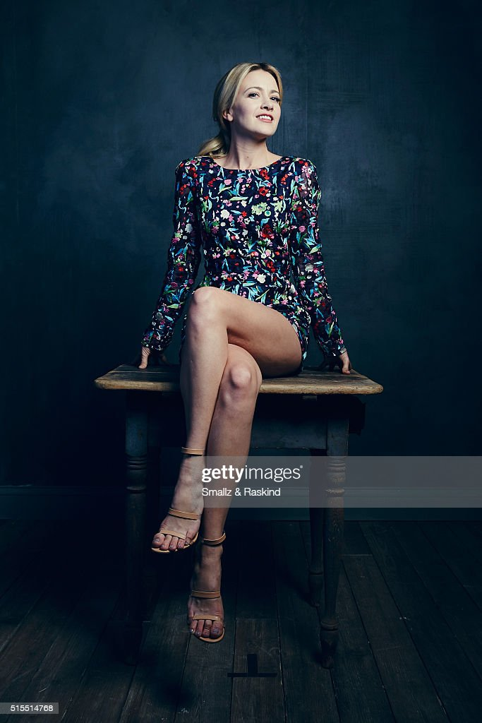 Actress Meredith Hagner of Search Party is photographed