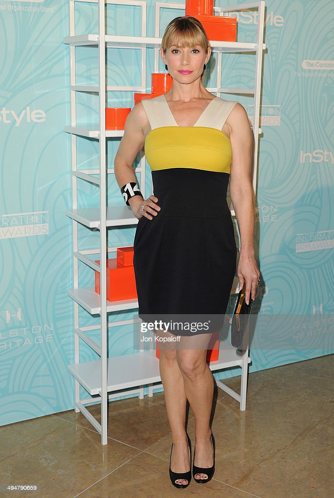 Actress Meredith Monroe arrives at the Step Up 11th Annual Inspiration Awards at The Beverly Hilton Hotel on May 30, 2014 in Beverly Hills, California.