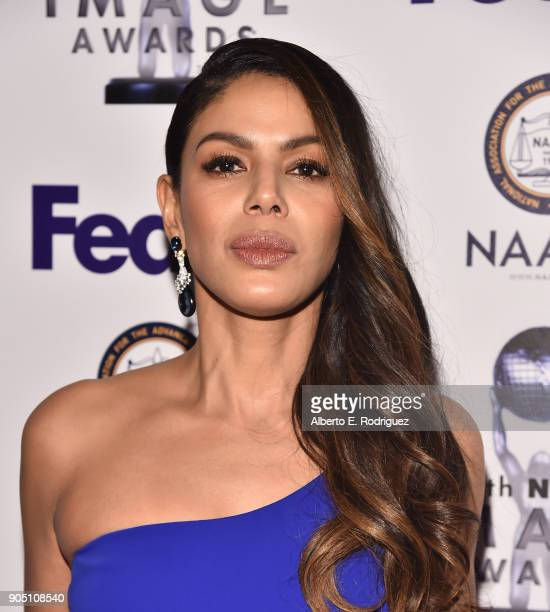 Actress Merle Dandridge attends the 49th NAACP Image Awards NonTelevised Award Show at The Pasadena Civic Auditorium on January 14 2018 in Pasadena...
