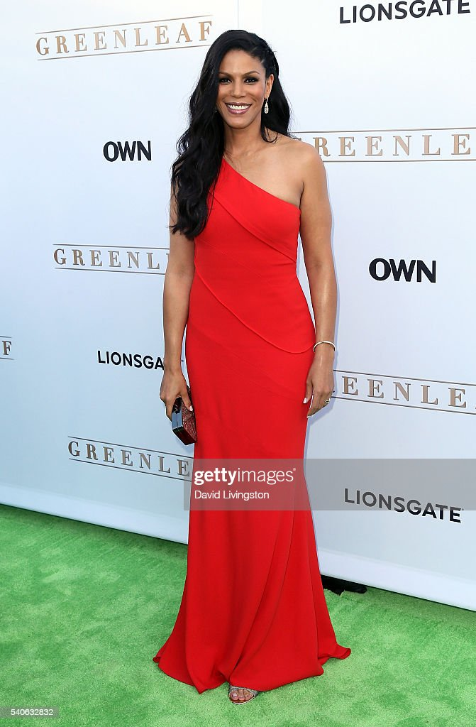 Actress Merle Dandridge attends the premiere of OWN's 'Greenleaf' at The Lot on June 15, 2016 in West Hollywood, California.