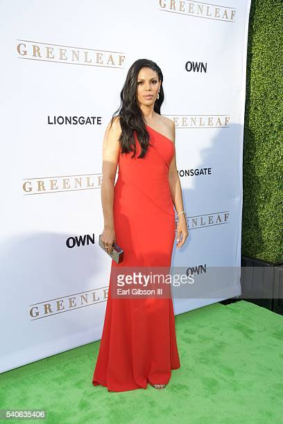 Actress Merle Dandridge attends the premiere of OWN's Greenleaf at The Lot on June 15 2016 in West Hollywood California