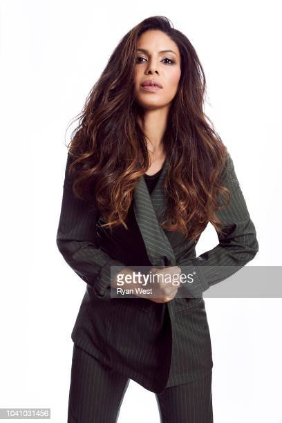 Actress Merle Dandridge is photographed on September 13 2017 in Los Angeles California PUBLISHED IMAGE