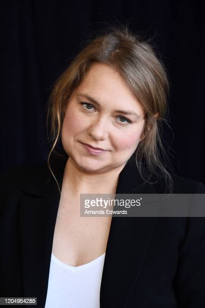 Actress Merritt Wever attends the 2020 Film Independent Spirit Awards on February 08, 2020 in Santa Monica, California.