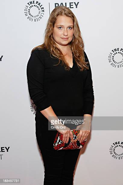 Actress Merritt Wever attends the 'Nurse Jackie' panel during 2013 PaleyFest Made In New York at The Paley Center for Media on October 6 2013 in New...