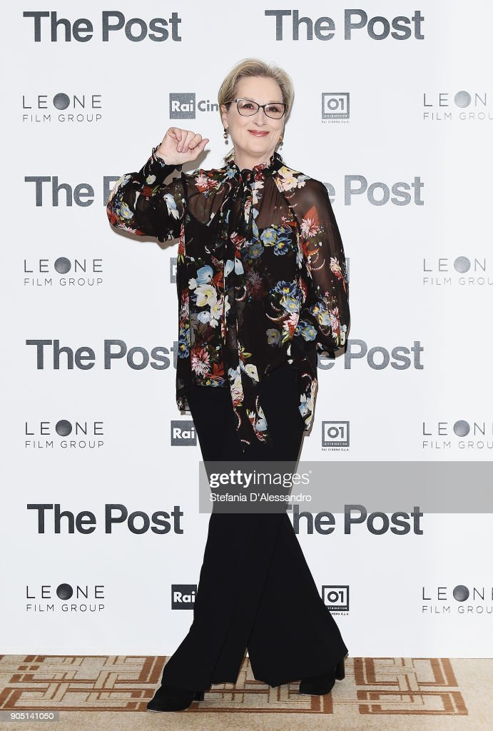 The Post Photocall In Milan