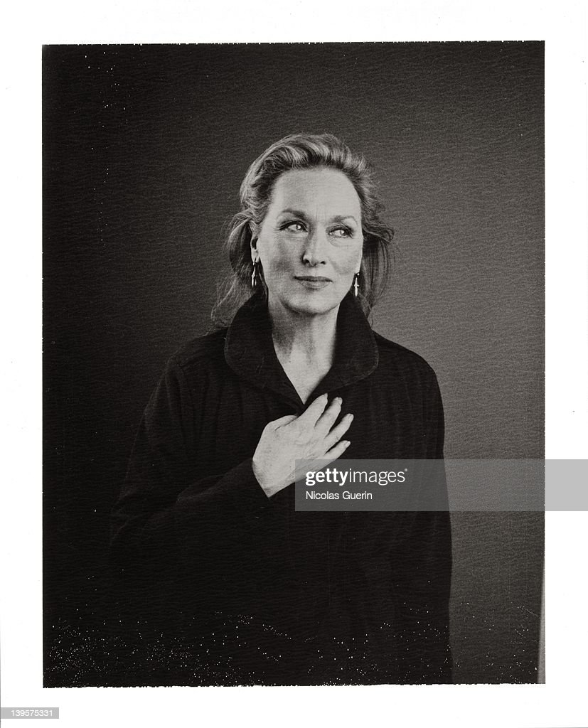 Actress Meryl Streep is photographed for Self Assignment on February 15, 2012 in Berlin, Germany.