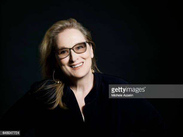 Actress Meryl Streep is photographed for Time Magazine on August 5 2016 in Los Angeles California