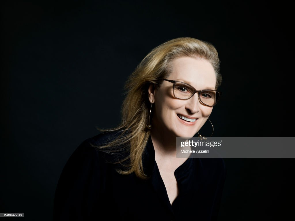 Actress Meryl Streep is photographed for Time Magazine on August 5, 2016 in Los Angeles, California.