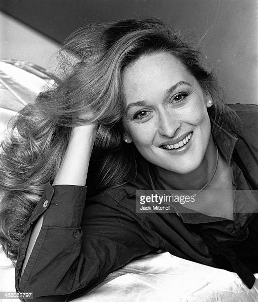 Actress Meryl Streep photographed in January 1978