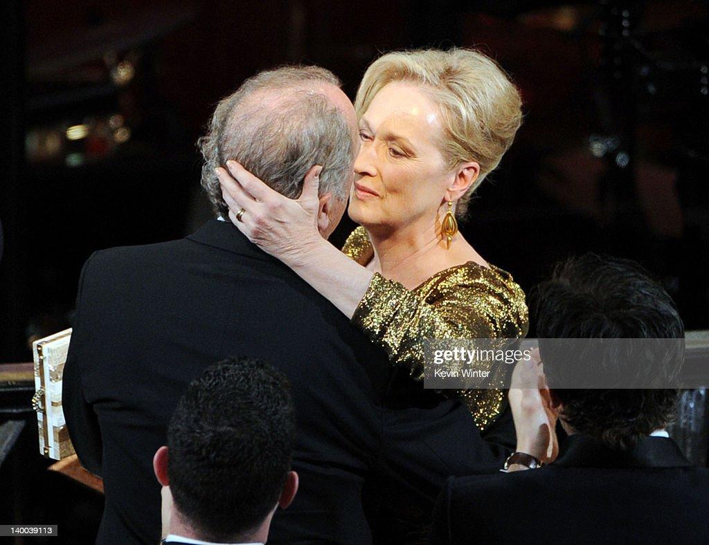 84th Annual Academy Awards - Show : News Photo