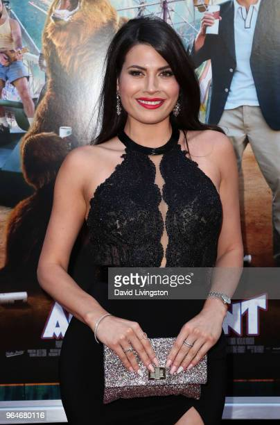 Actress Mhairi Fergusson attends the premiere of Paramount Pictures' 'Action Point' at ArcLight Hollywood on May 31 2018 in Hollywood California