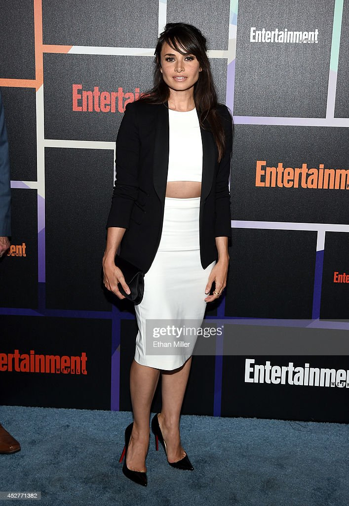 Actress Mia Maestro attends Entertainment Weekly's annual Comic-Con celebration at Float at Hard Rock Hotel San Diego on July 26, 2014 in San Diego, California.